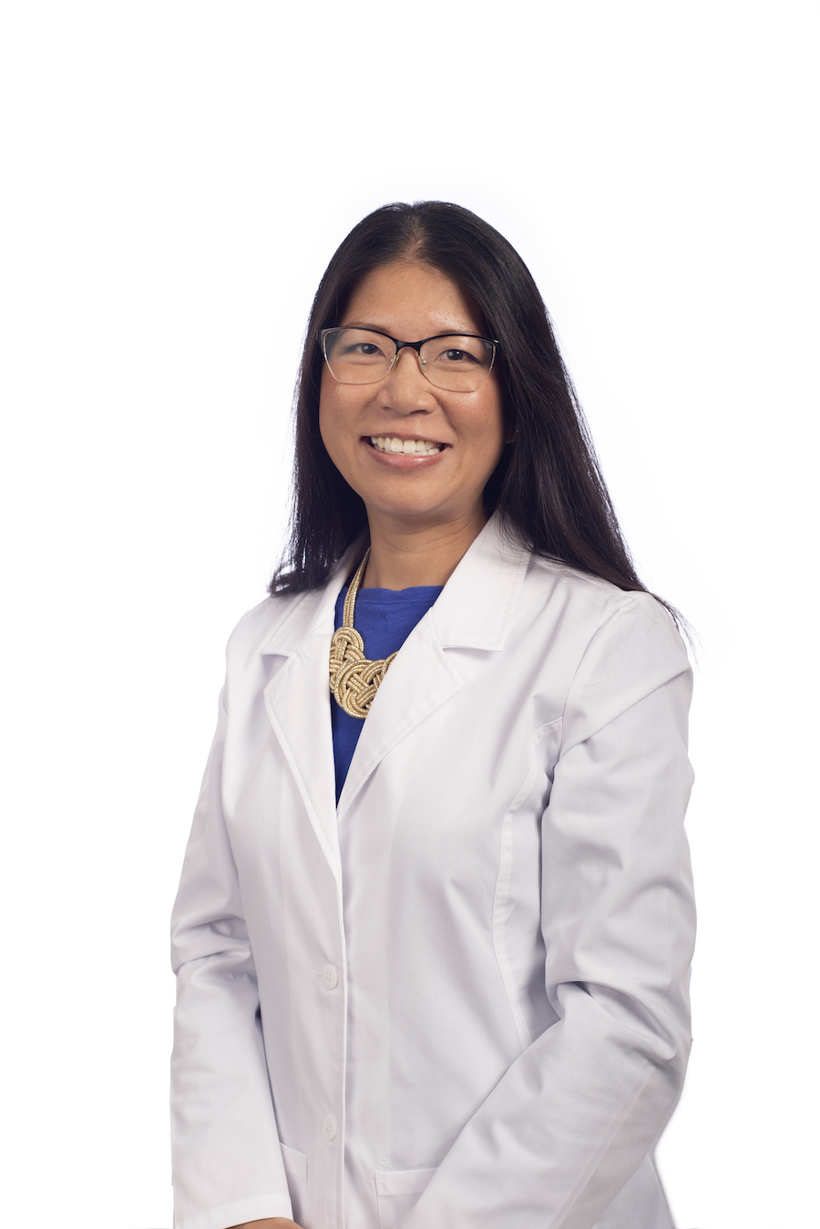 Photo of Dr. Christine Chiu-Geers